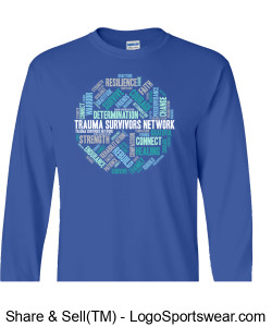 Gildan Adult Ultra Cotton Long Sleeve T-Shirt  Design Zoom
